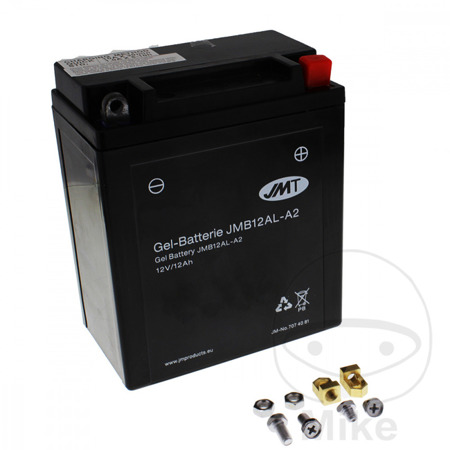 Akumulator JMT /żelowy/ YB12AL-A2  (CB12AL-A2)