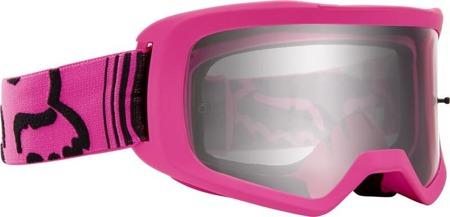 Gogle FOX MAIN II RACE pink