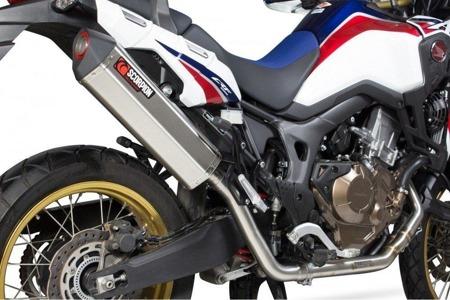 Honda CRF1000L 15/17 Serket Full System STAL NIERDZEWANA RHA173SYSSEO