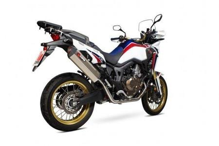 Honda CRF1000L 15/17 Serket Full System TYTAN RHA173SYSTEO