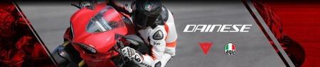 Kombinezon skórzany DAINESE D-AIR RACING MISANO PERF. 1 PC czarno-biały