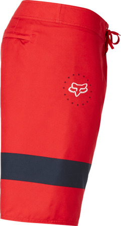 Spodenki FOX LISTLESS SWIM czerwone