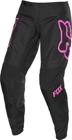 Spodnie FOX LADY 180 PRIX black/pink
