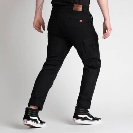 Spodnie jeans BROGER ALASKA - czarne