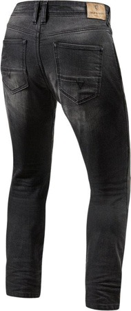 Spodnie jeansowe REV'IT Brentwood SF ciemnoszare