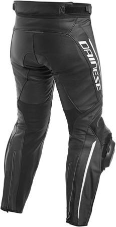 Spodnie skórzane DAINESE DELTA 3 czarne
