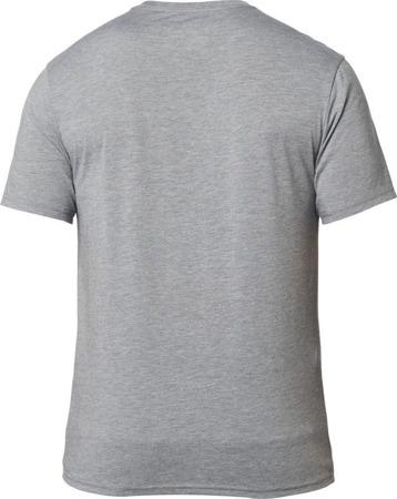 T-shirt FOX PREDATOR TECH heather graphite