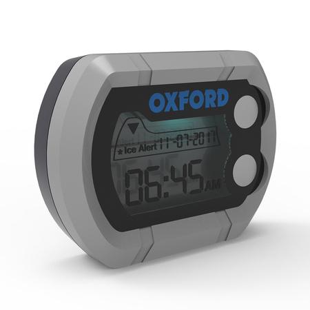 Zegarek OXFORD elektroniczny z termometrem
