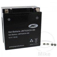 Akumulator JMT żelowy JMTX20CH-BS GEL
