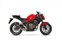 Honda CB 500F/X 16/17 Serket Slip-on Carbon RHA176CEO